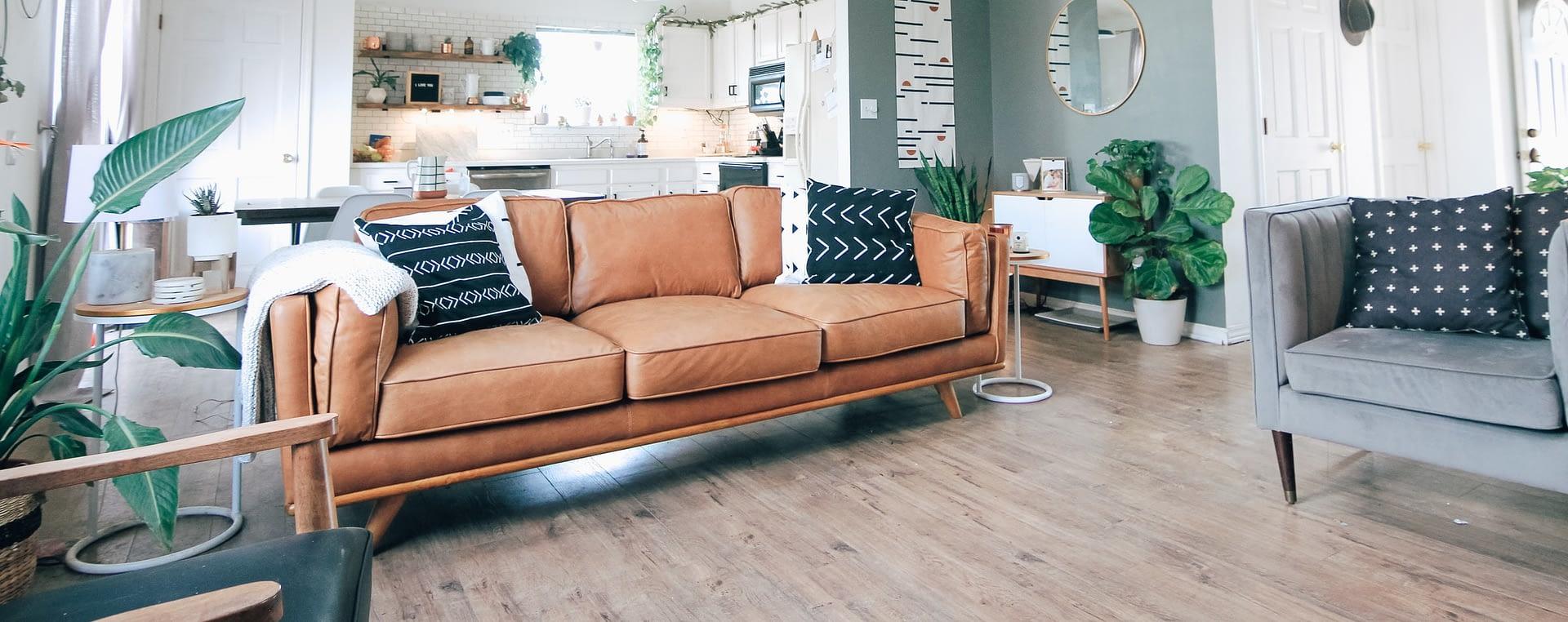 Vinyl floor fitter and supplier Bristol