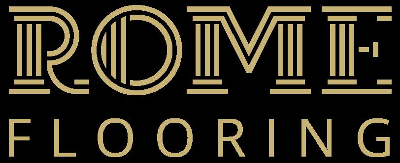 logo, Rome Flooring Bristol. Vinyl Fitters & Suppliers