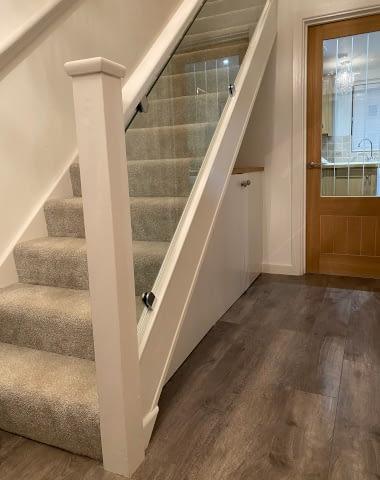 hallway carpet domestic